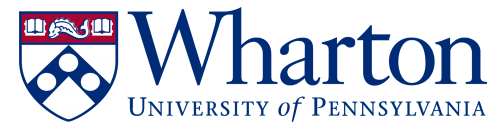 Wharton University of PA
